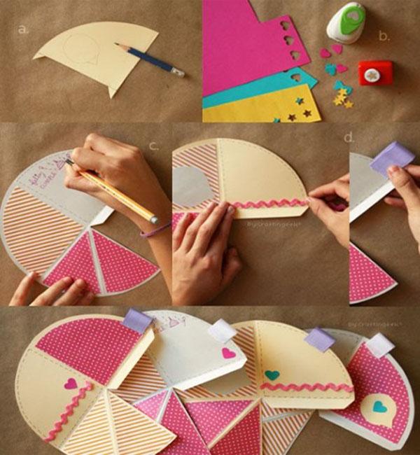 paso 4 tarjeta circular