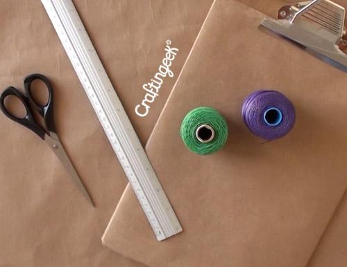 pulsera-nudo-plano-dos-colores-square-knot-b