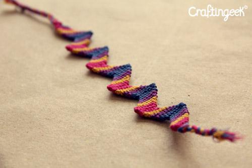 Tipos de hilo para hacer pulseras