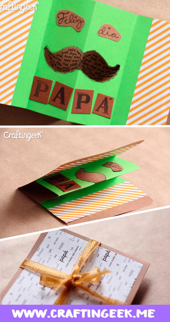 Regalos para el día del padre - Father's Day DIY Gifts