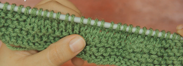 b_how to knit dishcloth