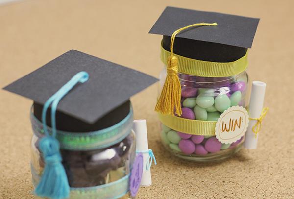 Dulce graduación