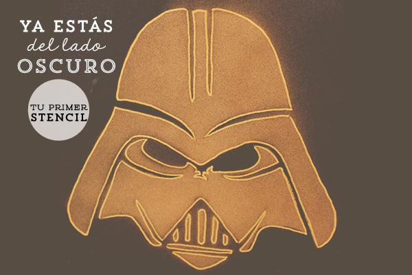 Haz una Tarjeta Fácil de Star Wars - DIY Star Wars Card