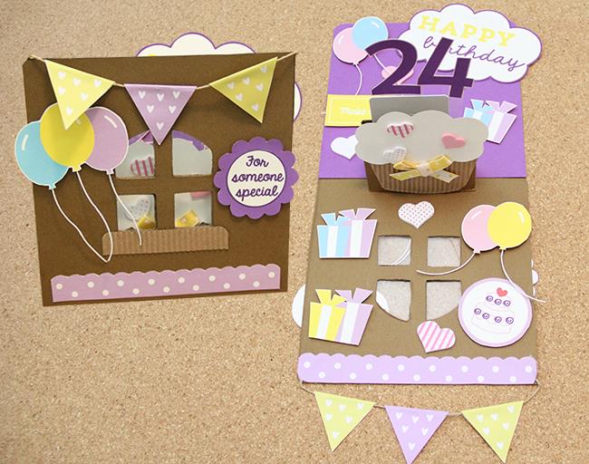 hacer una tarjeta de cumplea os sorpresa On como decorar una tarjeta de cumpleanos