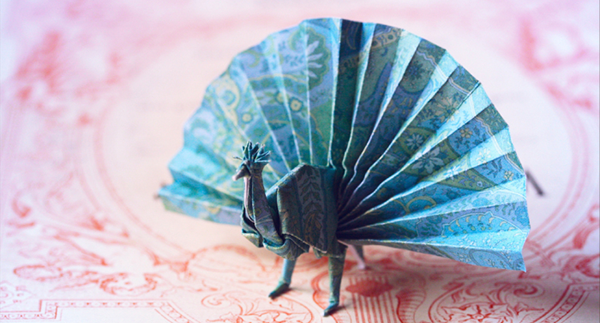 18-pavo-real-origami