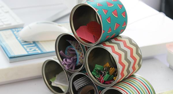 Manualidades organizaci n y reciclaje 3 ideas incre bles - Materiales para trabajos manuales ...