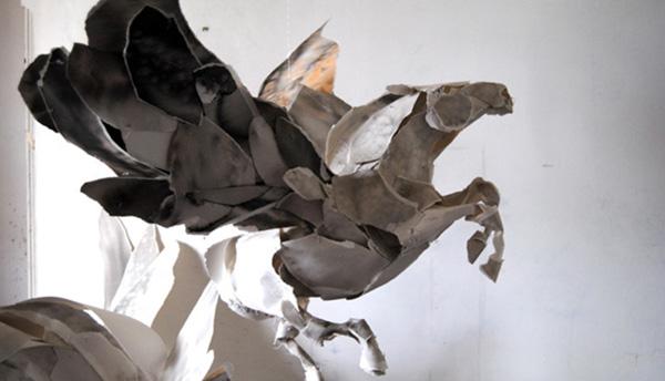 Esculturas en papel (4)