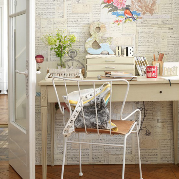 country-home-office-18 lo mejor de craftingeek