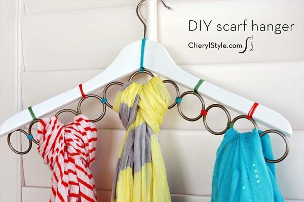 decorar ganchos de ropa