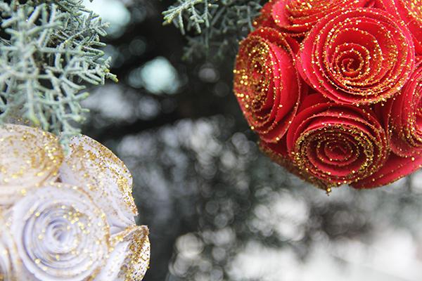 Esferas De Navidad Deco