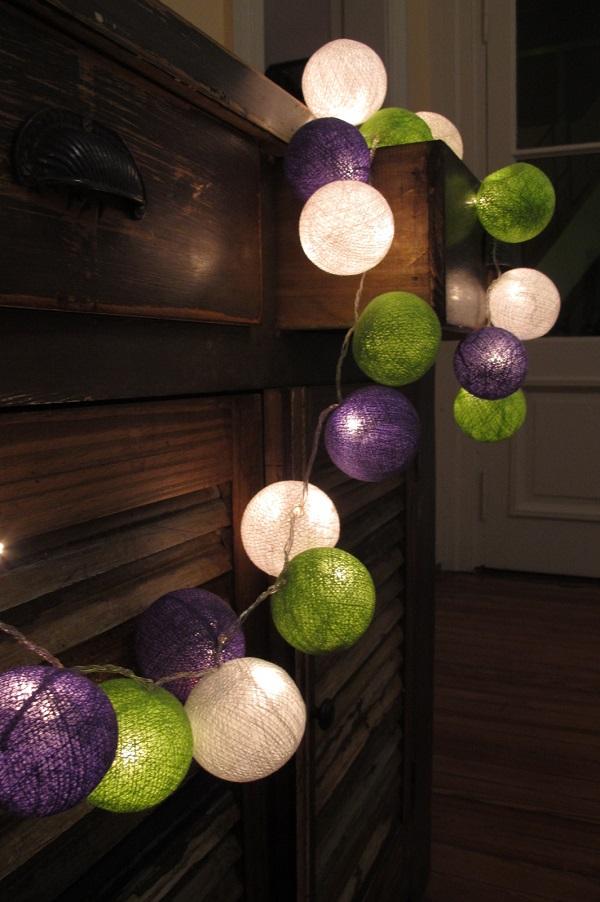 guirnalda luces de navidad