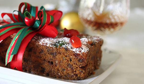 1 fruitcake para navidad