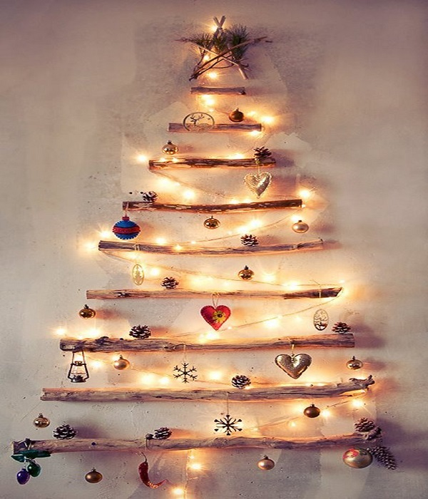 arbol de navidad de madera 1