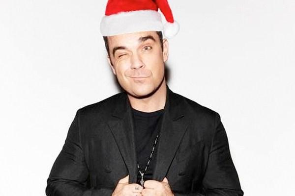 Robbie Williams portada