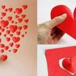 10 manualidades 14 febrero famosas en Pinterest