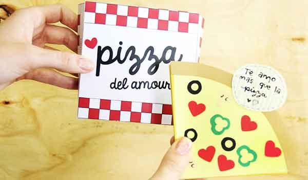 album de pizza