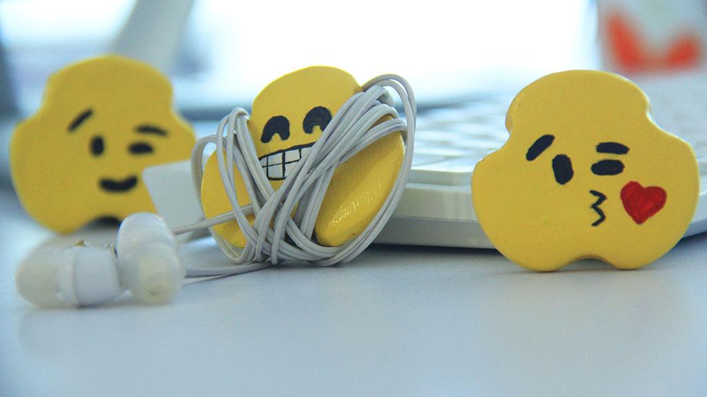 manualidad de emoji