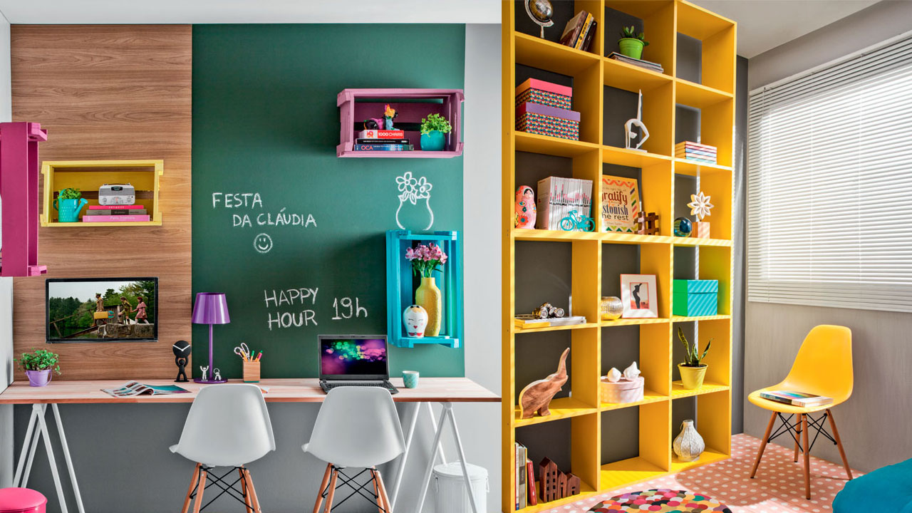 home-office-cuarto-colores