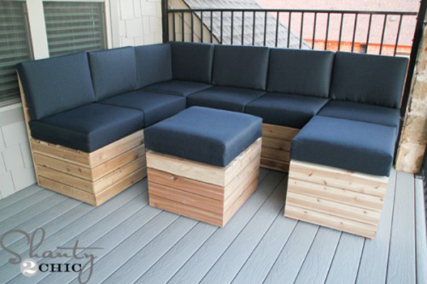 Ideas Decoracion Muebles Con Pallets Craftingeek