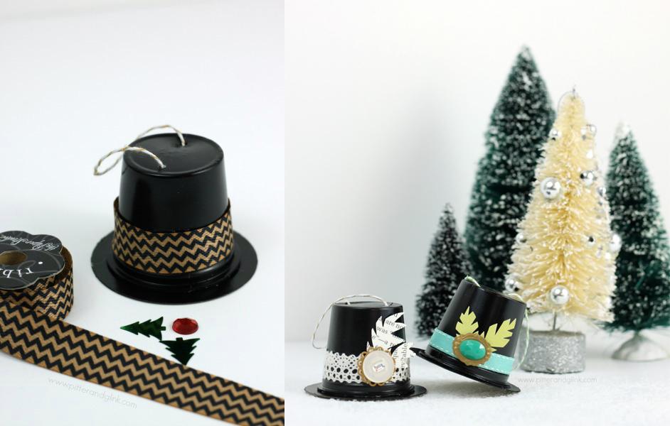 sombreros para navidad