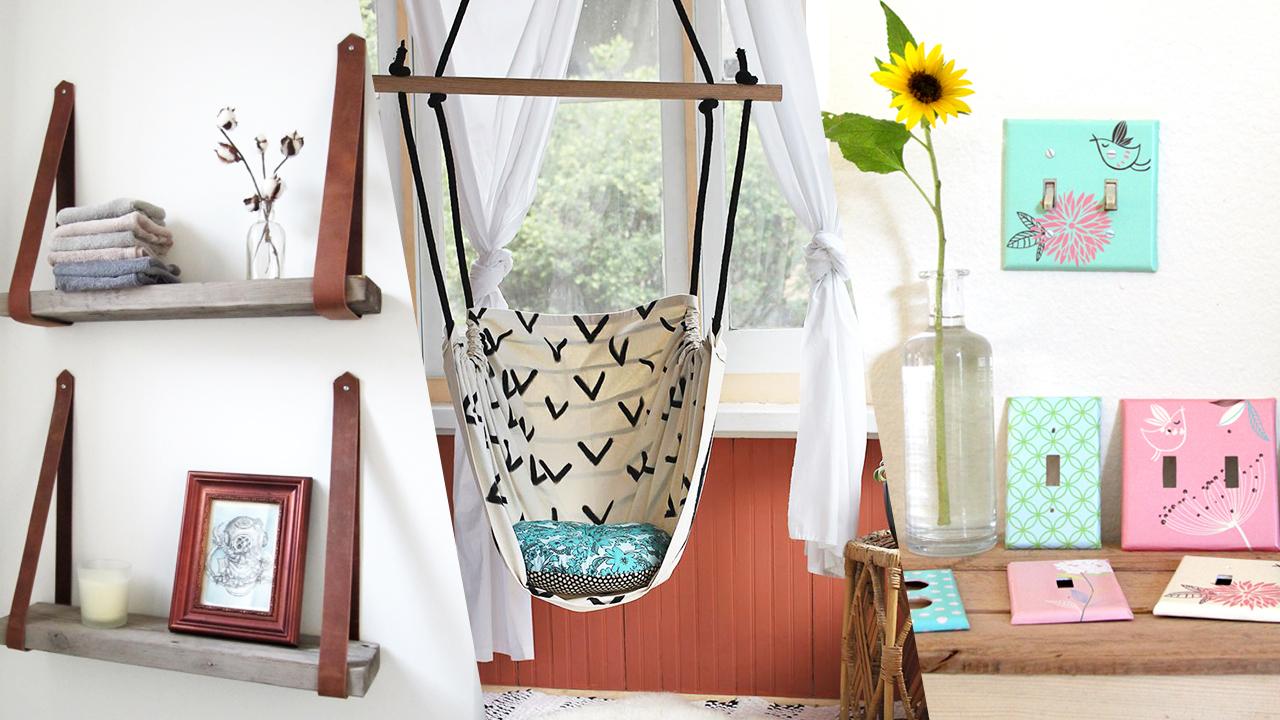 Ideas para decorar tu casa muy original este a o craftingeek for Como decorar tu casa nueva