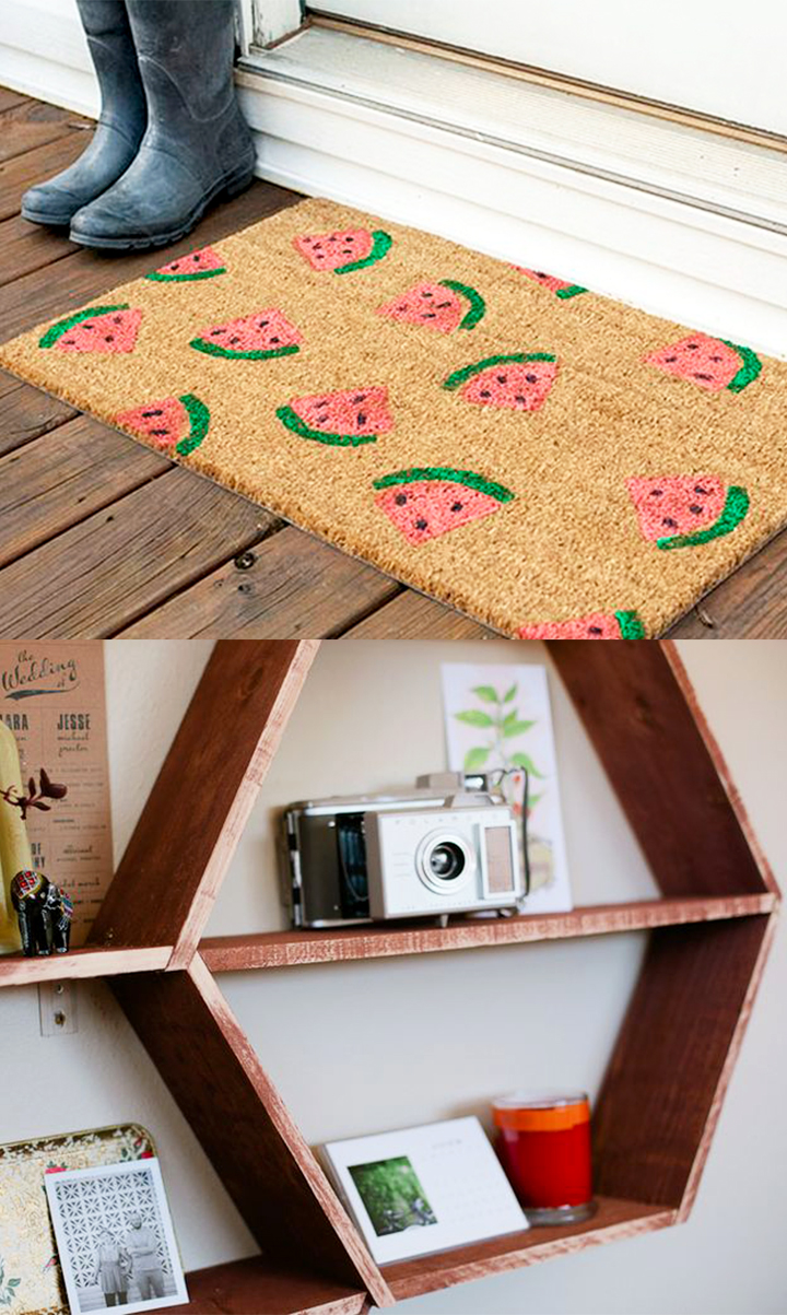 Ideas Para Decorar Tu Casa Muy Original Este A O Craftingeek