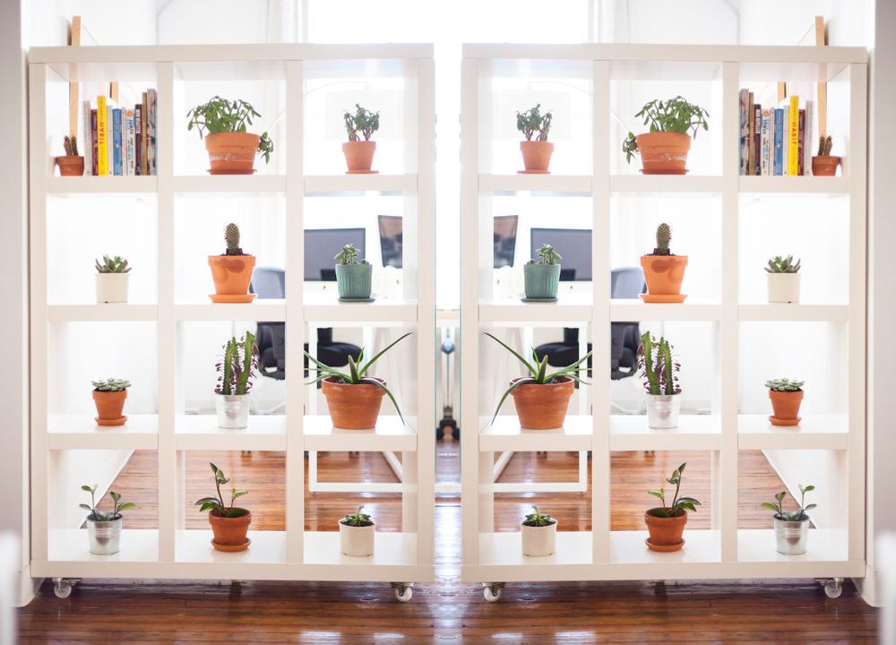 10 originales separadores de espacios para tu casa u - Separador de espacios ...