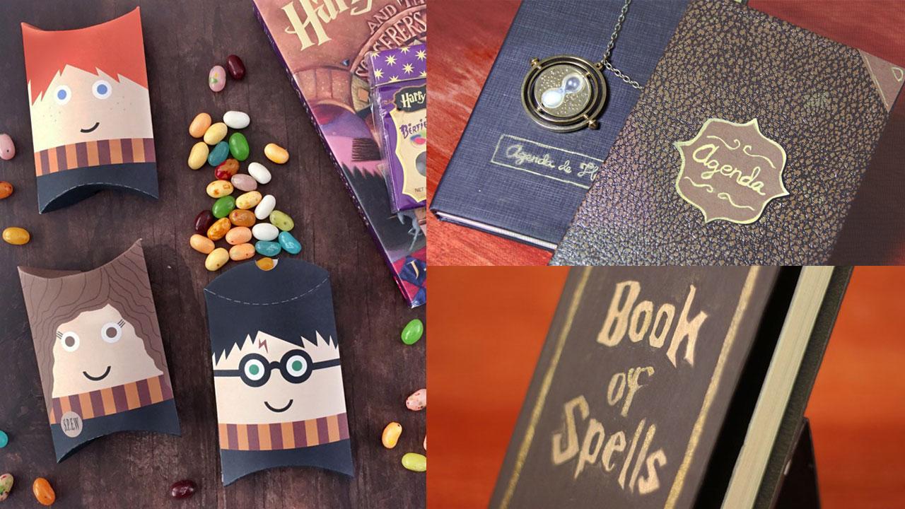 Ideas Diy Los Amantes Harry Potter Potterhead Craftingeek