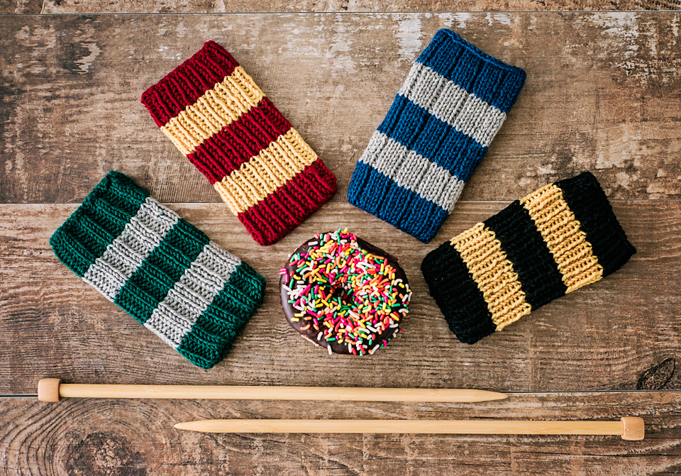 Pattymac Knits present knitting ideas for fall