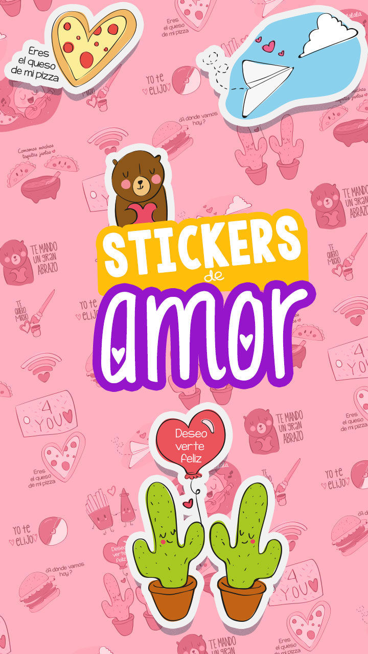 stickers para decorar