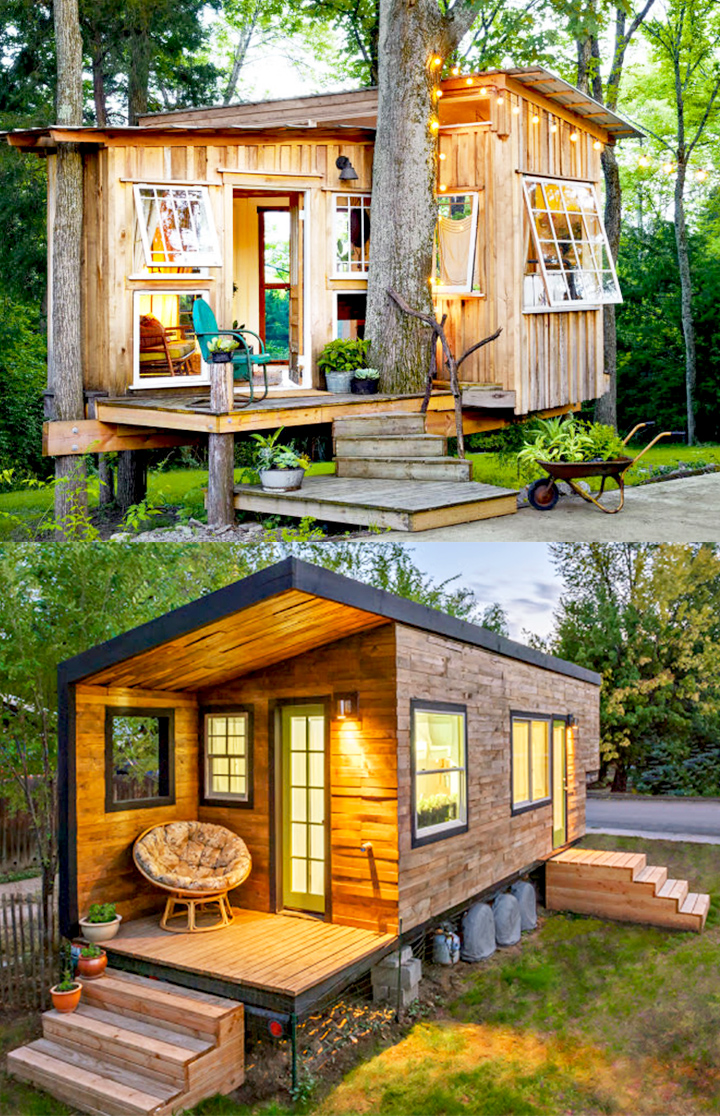 10 casas peque as en las que todos quisi ramos vivir for Cocinas pequenas para casas pequenas