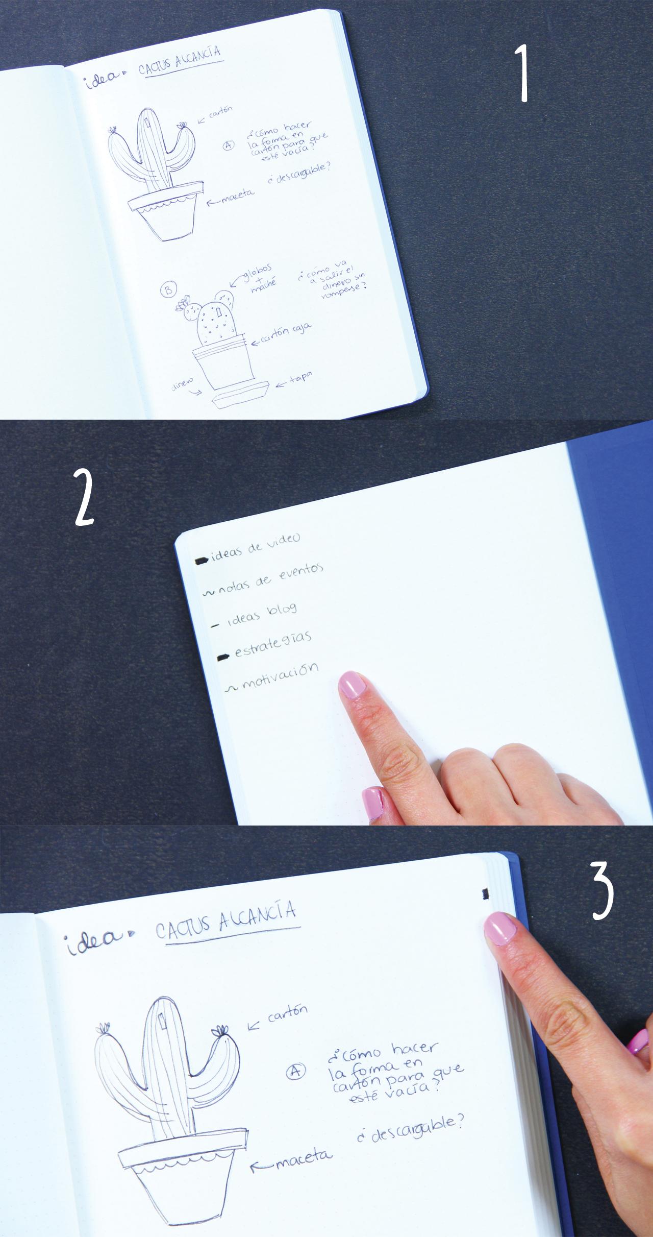 3 pasos tip japonés