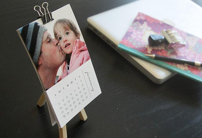 10 Calendarios Creativos Y Originales Para Tener En Tu Casa - Manualidades-originales-para-casa