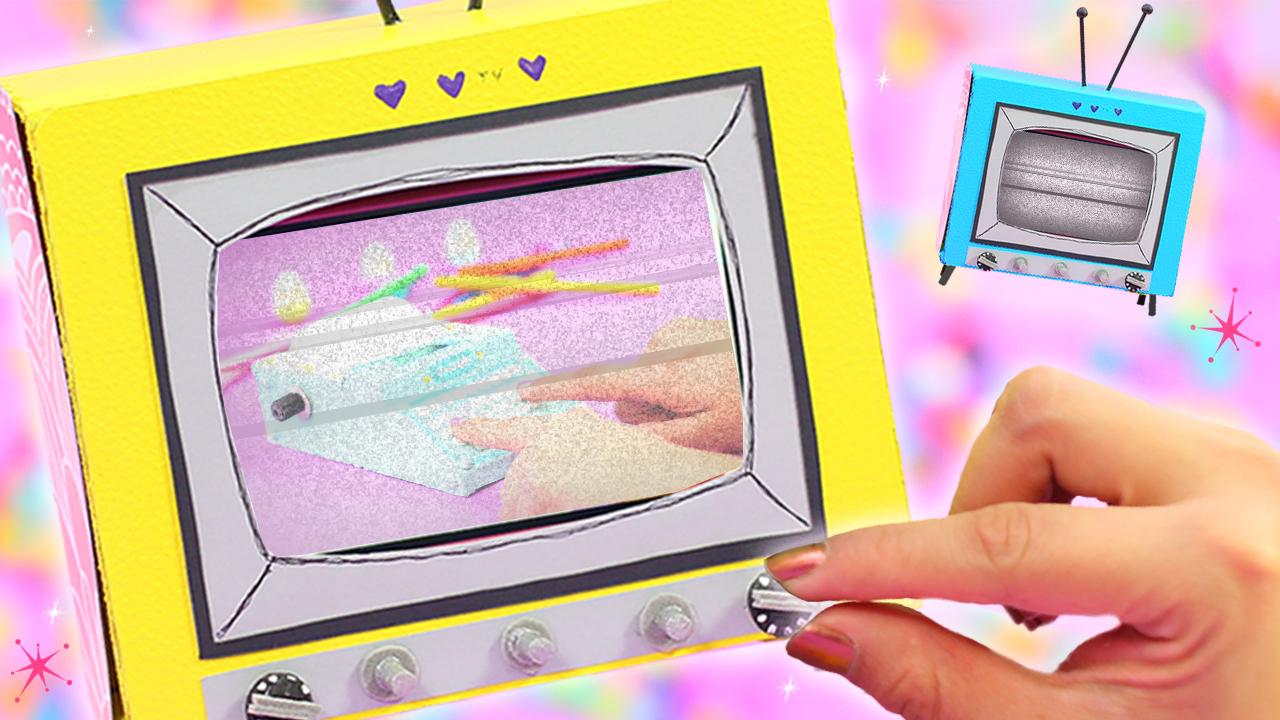 Mini-TV porta celular diy_DESTACADA