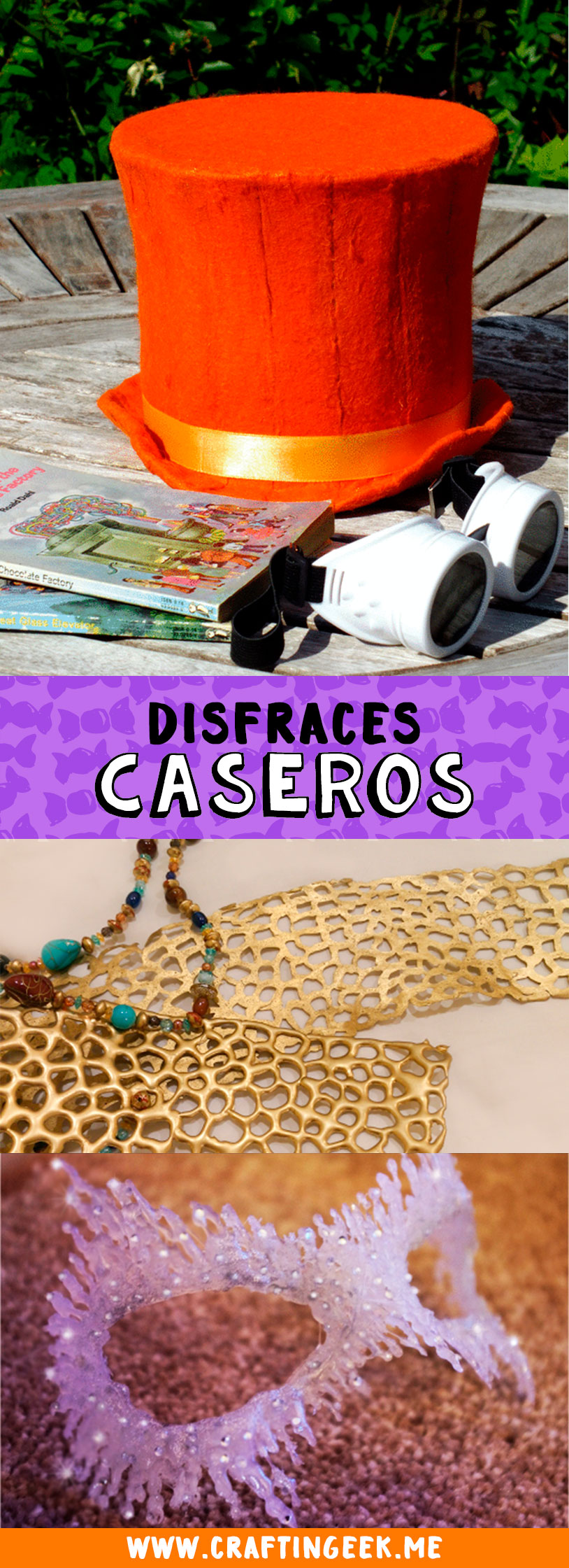 disfraces caseros faciles