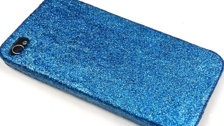 glitter-phone-case