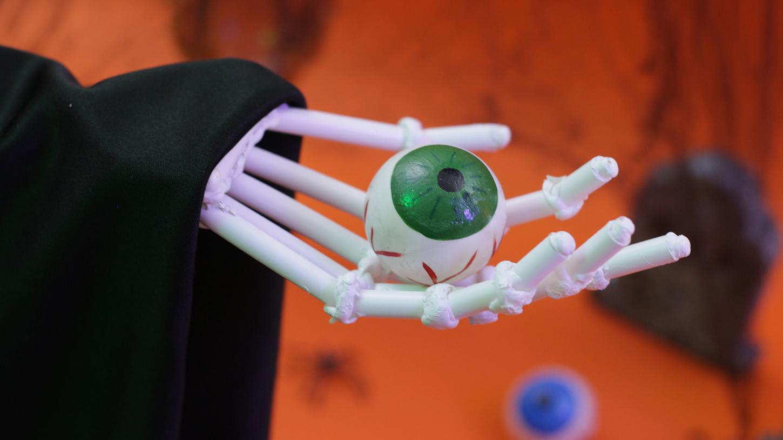 mano-esqueleto