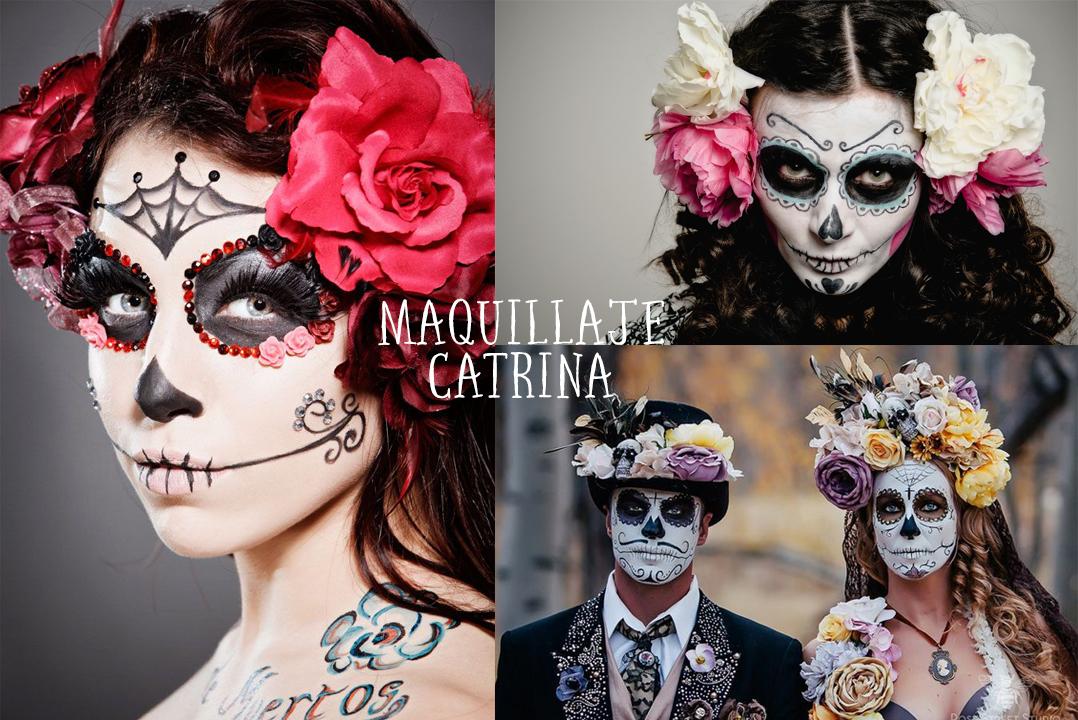 8 Ideas Maquillaje De Catrina Craftingeek