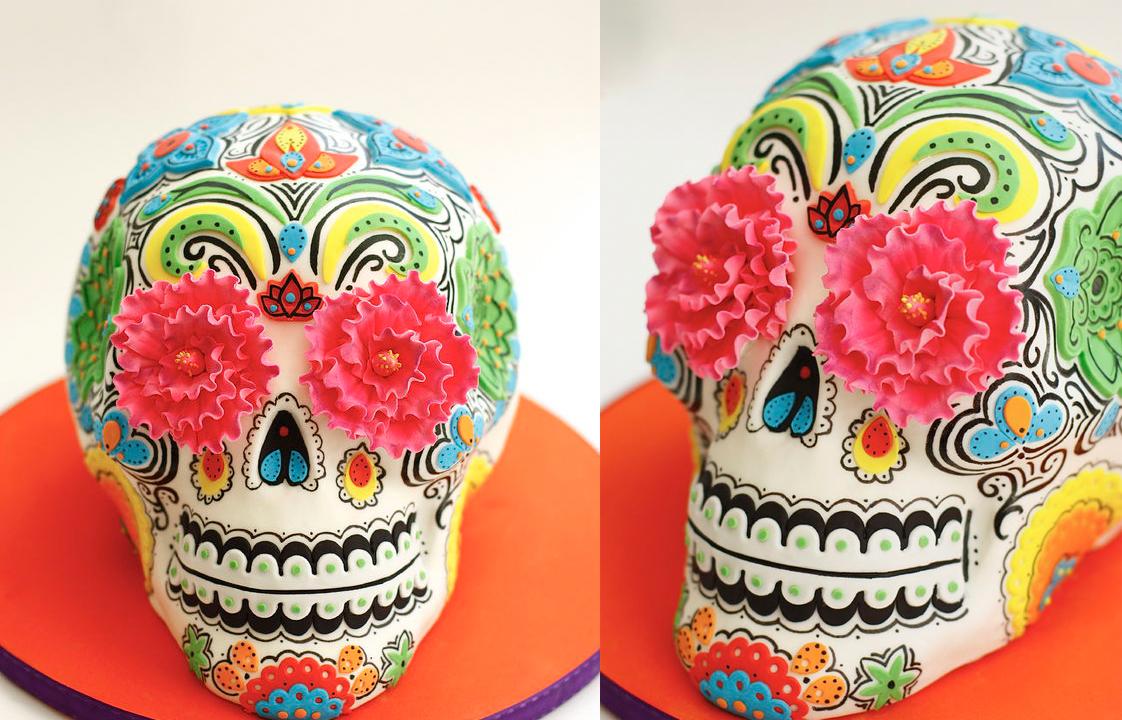 Ideas Para Decorar El Día De Muertos Craftingeek