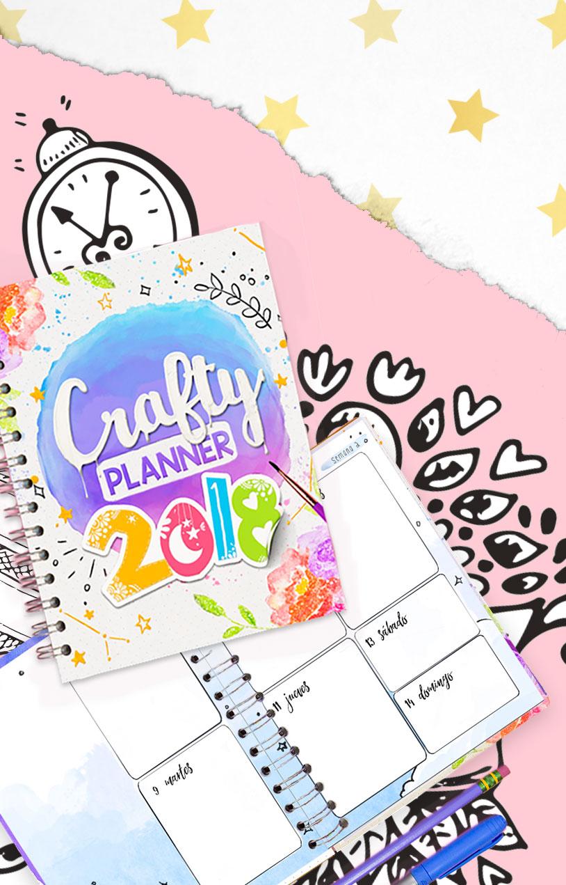 5 razones crafty planner es el mejor regalo