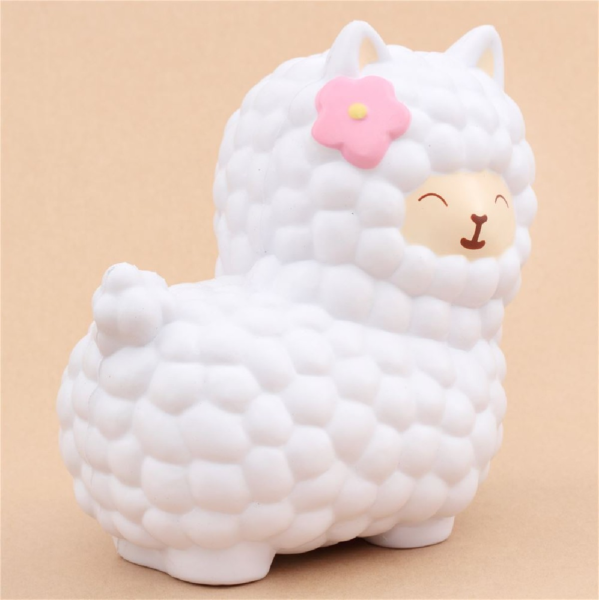 alpaca kawaii squishy
