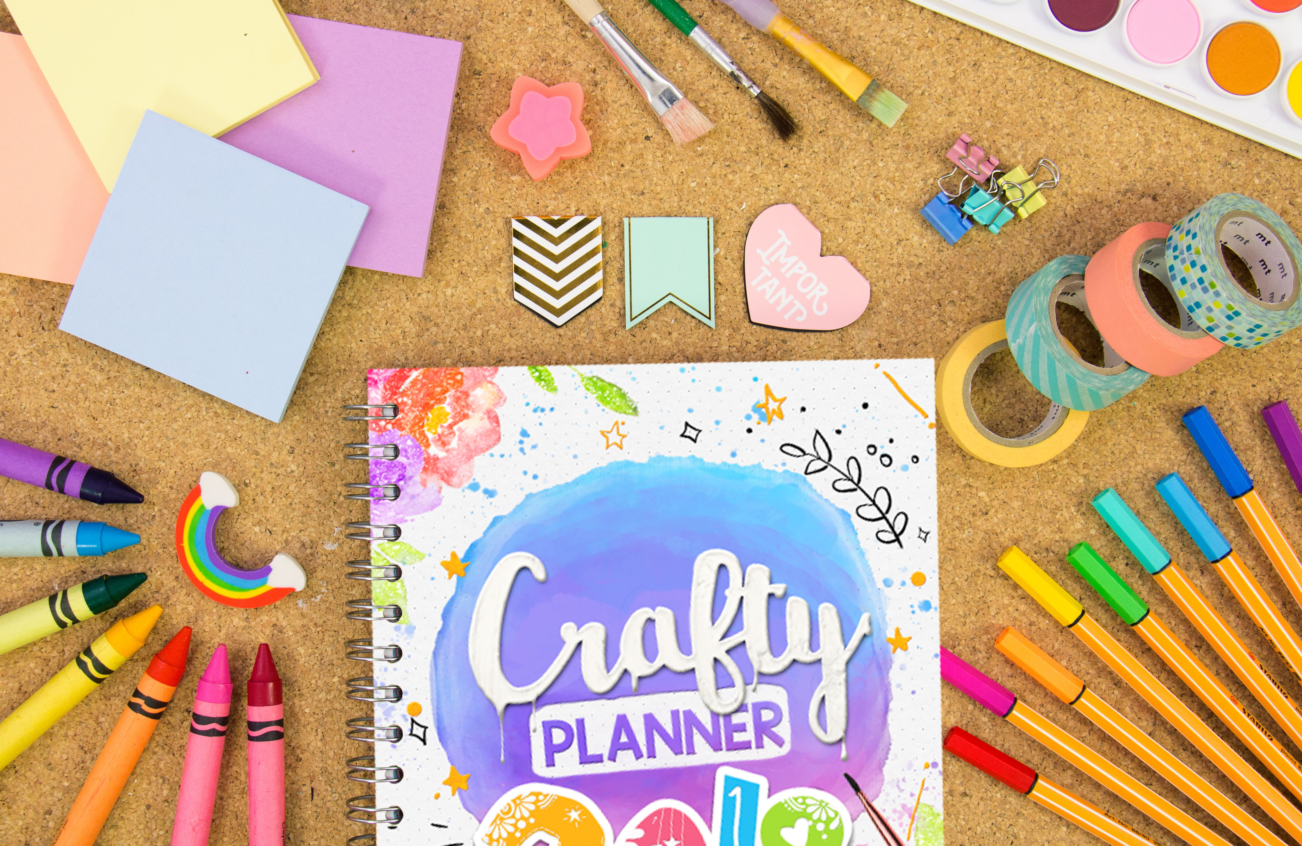5 razones crafty planner