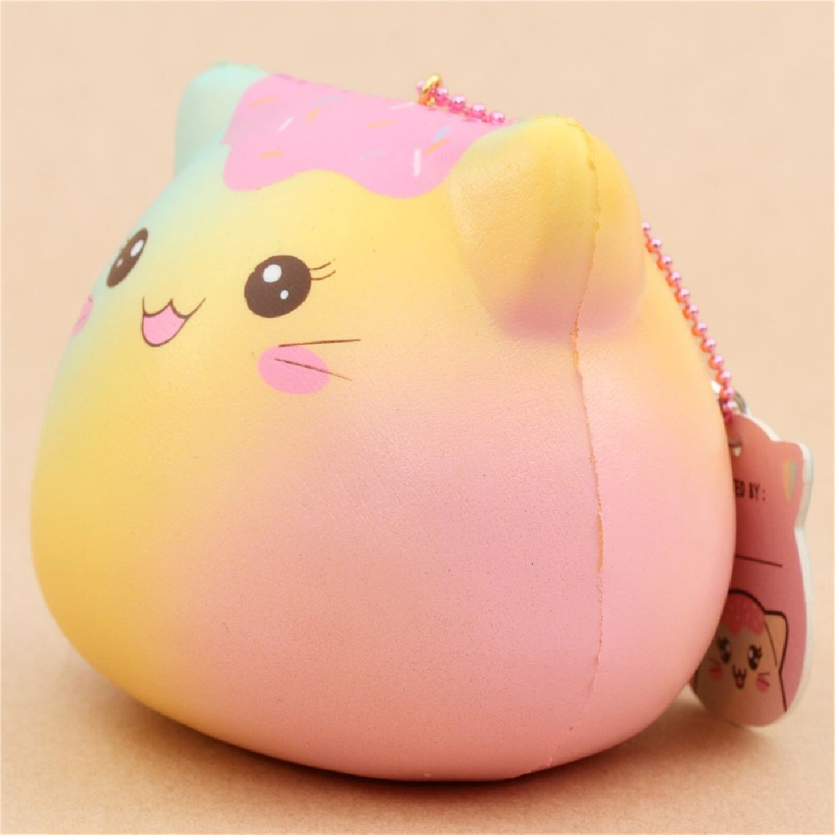 squishy marshmallow