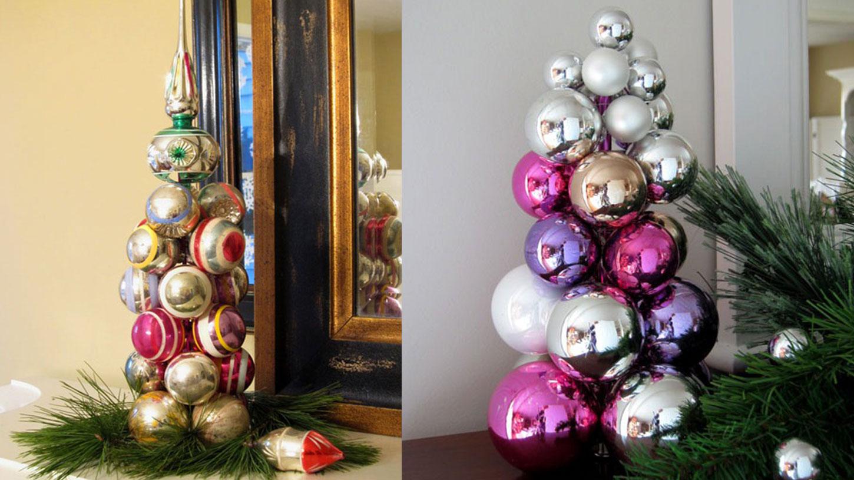 20 ideas f ciles para la decoraci n de navidad de tu casa for Arreglo para puertas de navidad