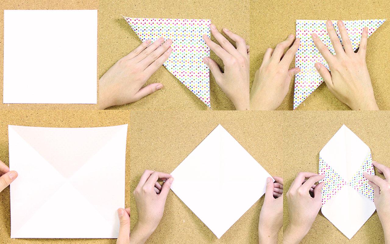 Como hacer sobres de papel 3 estilos craftingeek for Pasos para elaborar un vivero