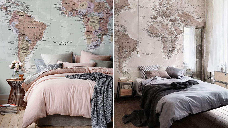 deco-pared-tapiz-mapa-mundial-recamara