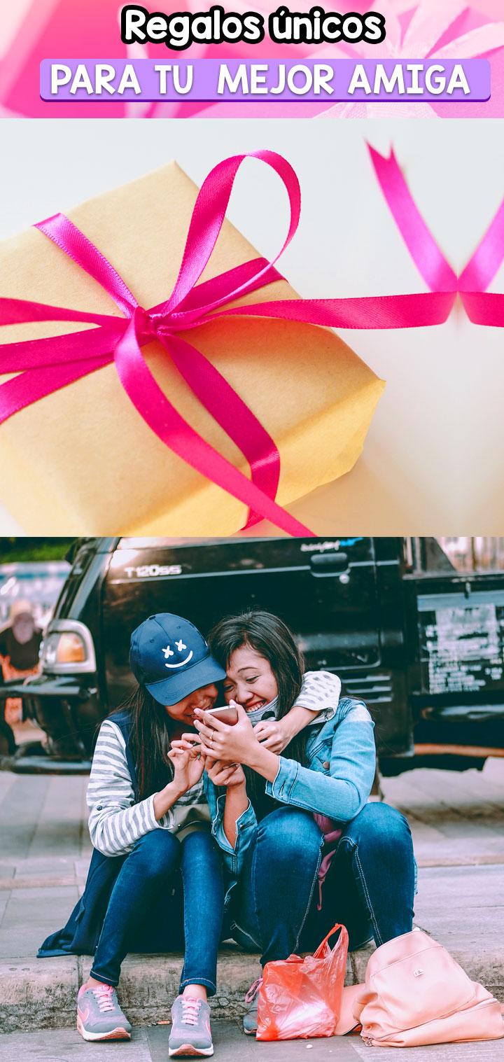 Los 10 mejores regalos para tu mejor amiga