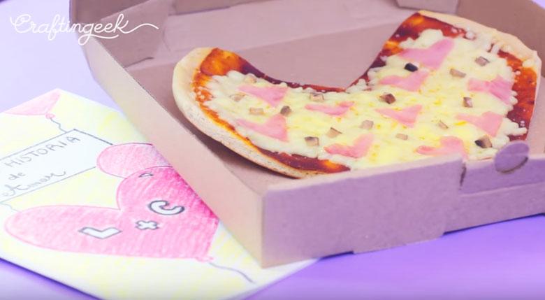 pizza-de-amor-+-carta-hecha-a-mano