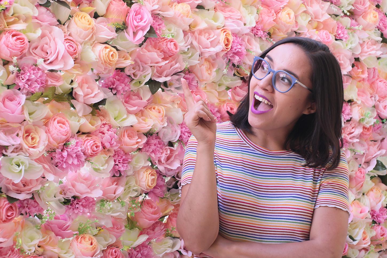 decora-una-pared-de-flores-para-tu-cuarto