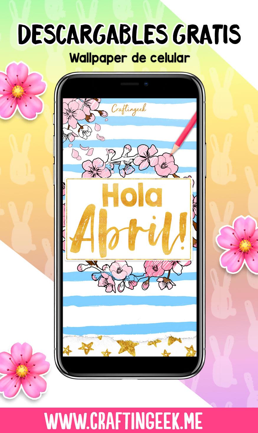 descargable fondo de pantalla abril